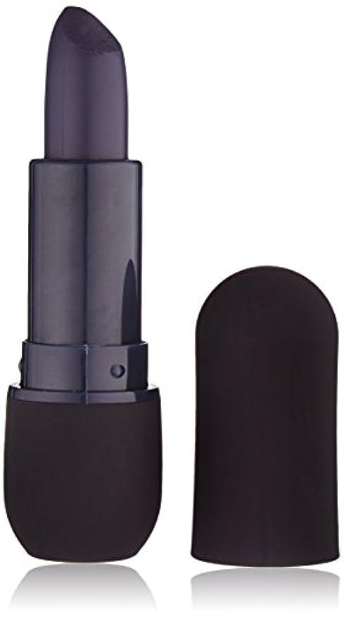 ブラウン学校飾るNICKA K Vivid Matte Lipstick - NMS15 Slate Gray (並行輸入品)