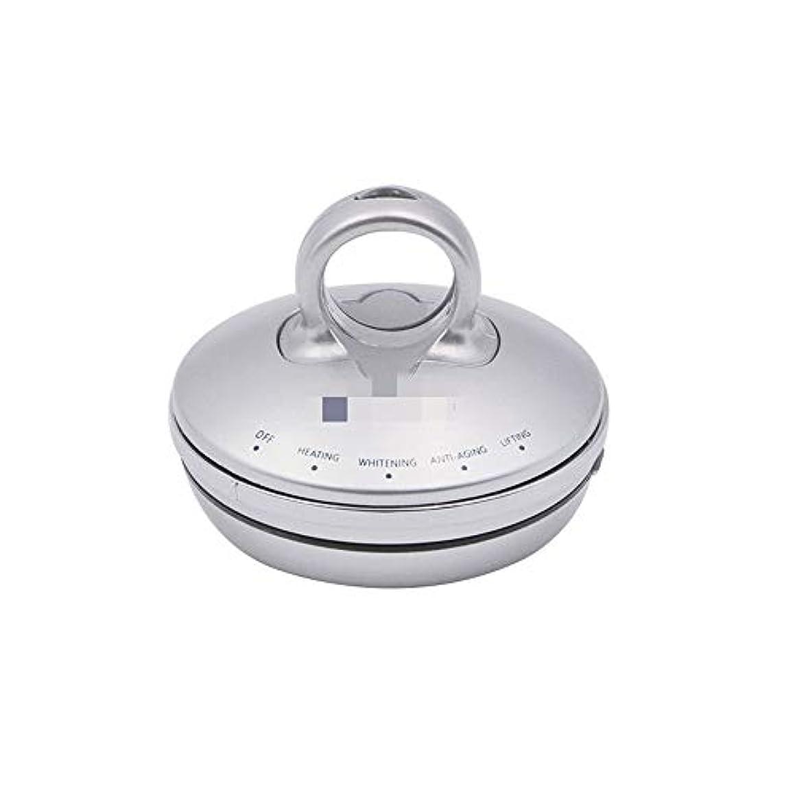 地上で無視できる味付けLYgMV イオン導入フェイシャルビューティー機器家庭用電気クレンジング器具フェイシャルケアマッサージ
