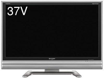 シャープ 37V型 液晶 テレビ AQUOS LC-37ES50 フルハイビジョン
