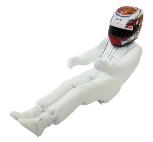 1/20 グランプリシリーズSPOT-No.28ザウバーC31 スペインGP ドライバーフィギュア付