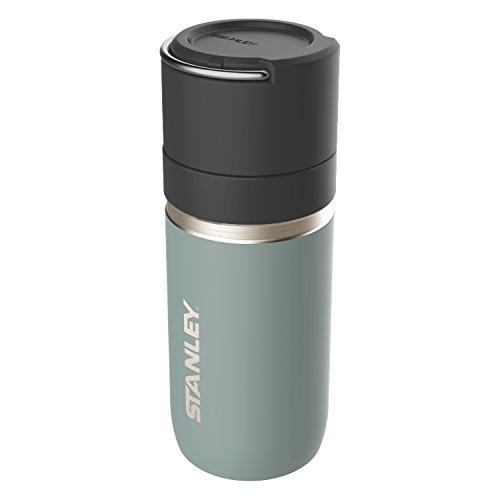 STANLEY(スタンレー) ゴーシリーズ セラミバック 真空ボトル 0.47L ミントグリーン 水筒 03107-015 (日本正規品)