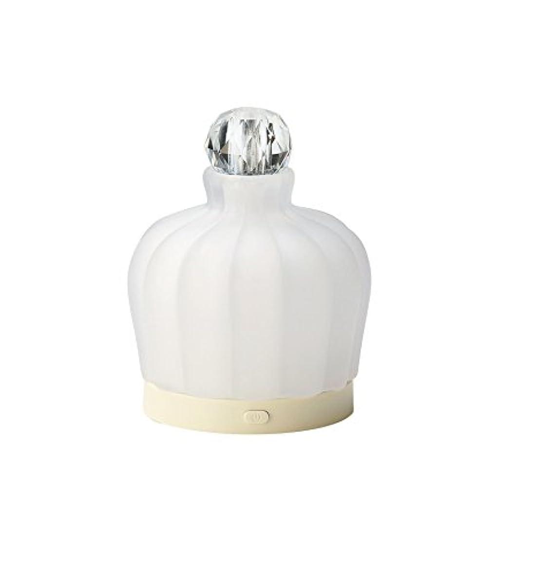 影舗装ゴシップラドンナ アロマディフューザー ドレスミニ ADF13-DRM ホワイト