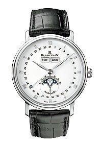 [ブランパン] BLANCPAIN 腕時計 ヴィルレ ムーンフェイズ 6263-1127A-55B メンズ [メーカー保証付 ] [お取り寄せ品] [並行輸入品]