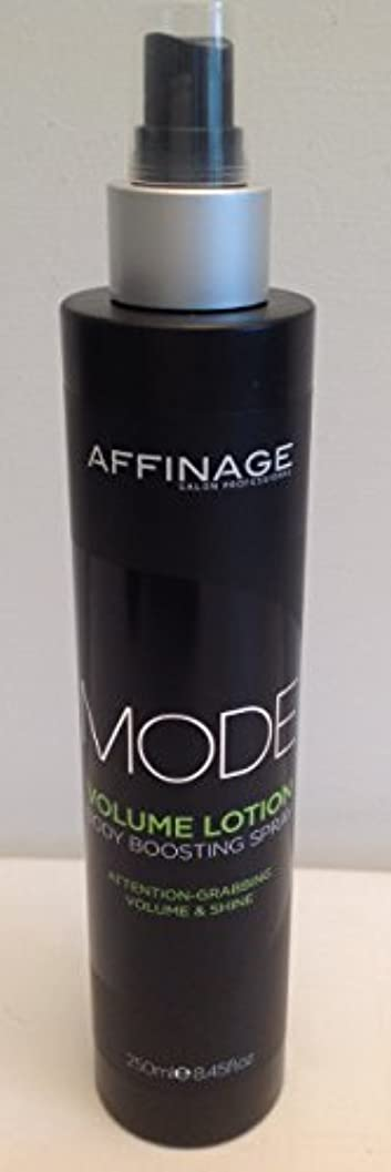 趣味証拠ヒョウMode Styling by Affinage Volume Lotion 250ml