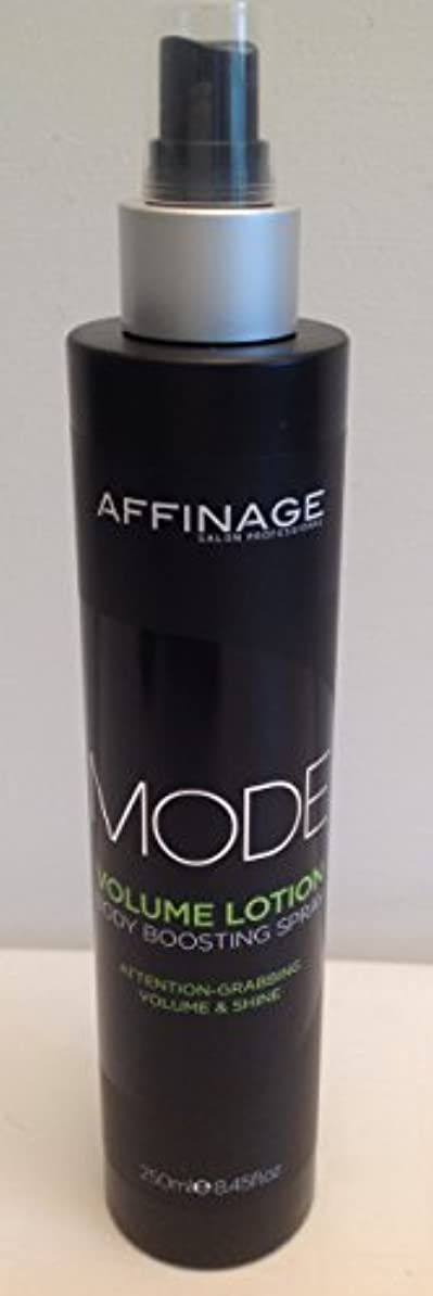 倒錯あまりにもトレイMode Styling by Affinage Volume Lotion 250ml