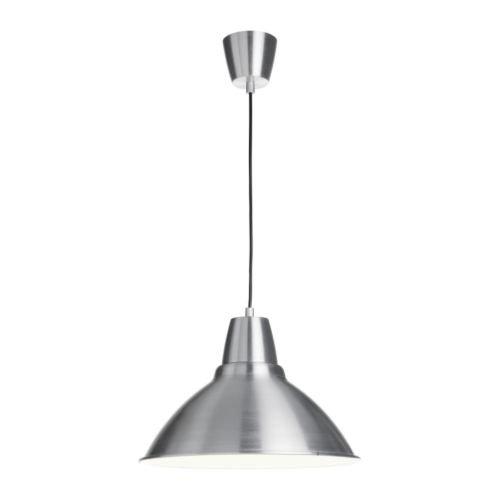 RoomClip商品情報 - IKEA FOTO ペンダントランプ(アルミニウム/38cm) (101.281.83)