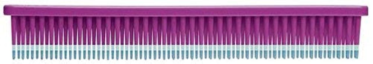 ほとんどの場合モードいたずらDiane Fromm Mebco Touch Up Comb Fuchsia Pink 1 Piece DBC065 [並行輸入品]