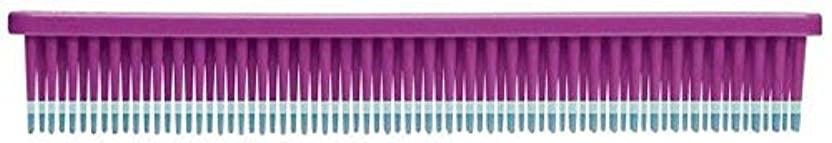 気がついてお金ゴム入札Diane Fromm Mebco Touch Up Comb Fuchsia Pink 1 Piece DBC065 [並行輸入品]