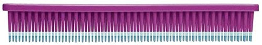 中古上流の警戒Diane Fromm Mebco Touch Up Comb Fuchsia Pink 1 Piece DBC065 [並行輸入品]