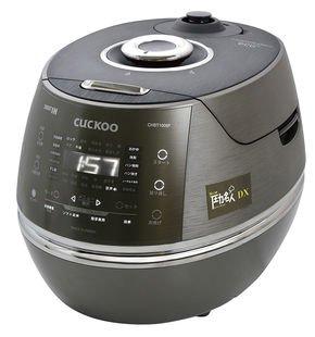 CUCKOO New圧力名人DX(超高圧発芽玄米炊飯器)一升...
