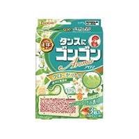 大日本除蟲菊 ゴンゴンアロマ プレミアムブーケ クローゼット用3P