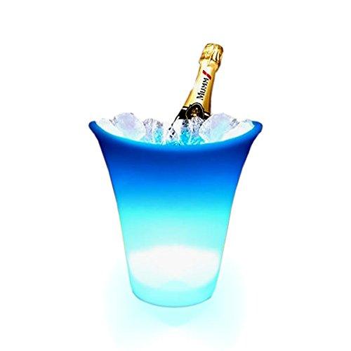 【 オシャレにボトルを冷やせる! シャンパンクーラー! 】 ...