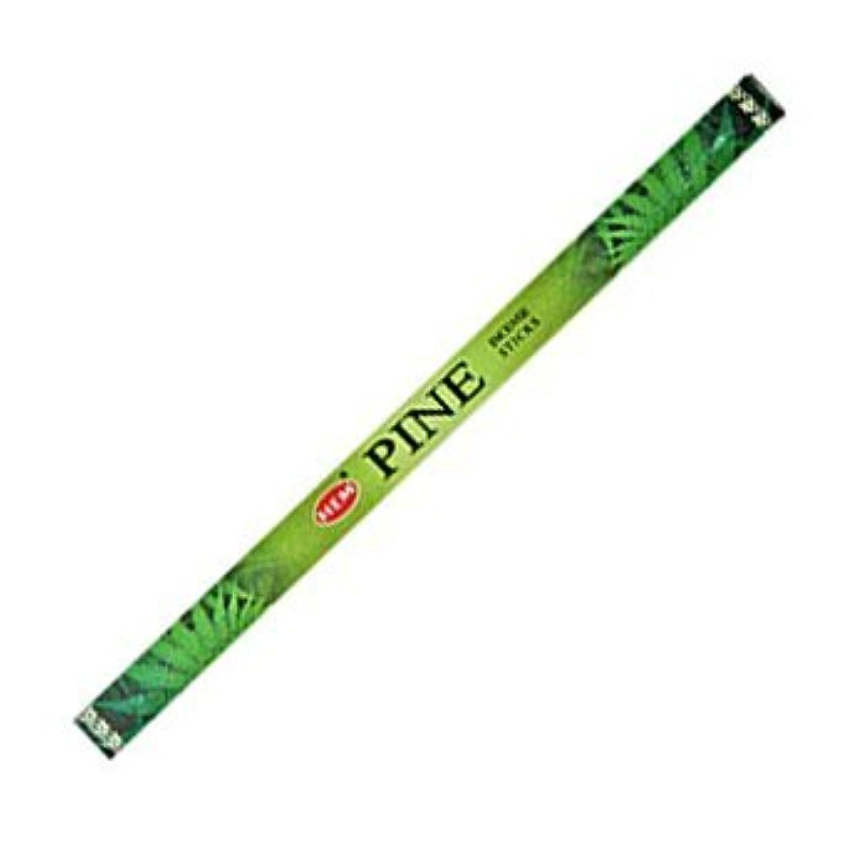 残りお茶好奇心Hemパイン香20 Sticks Hex Pack