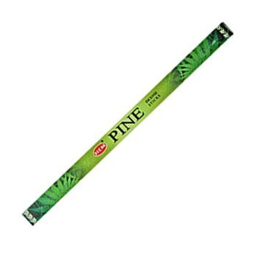 力強い費やすショルダーHemパイン香20 Sticks Hex Pack