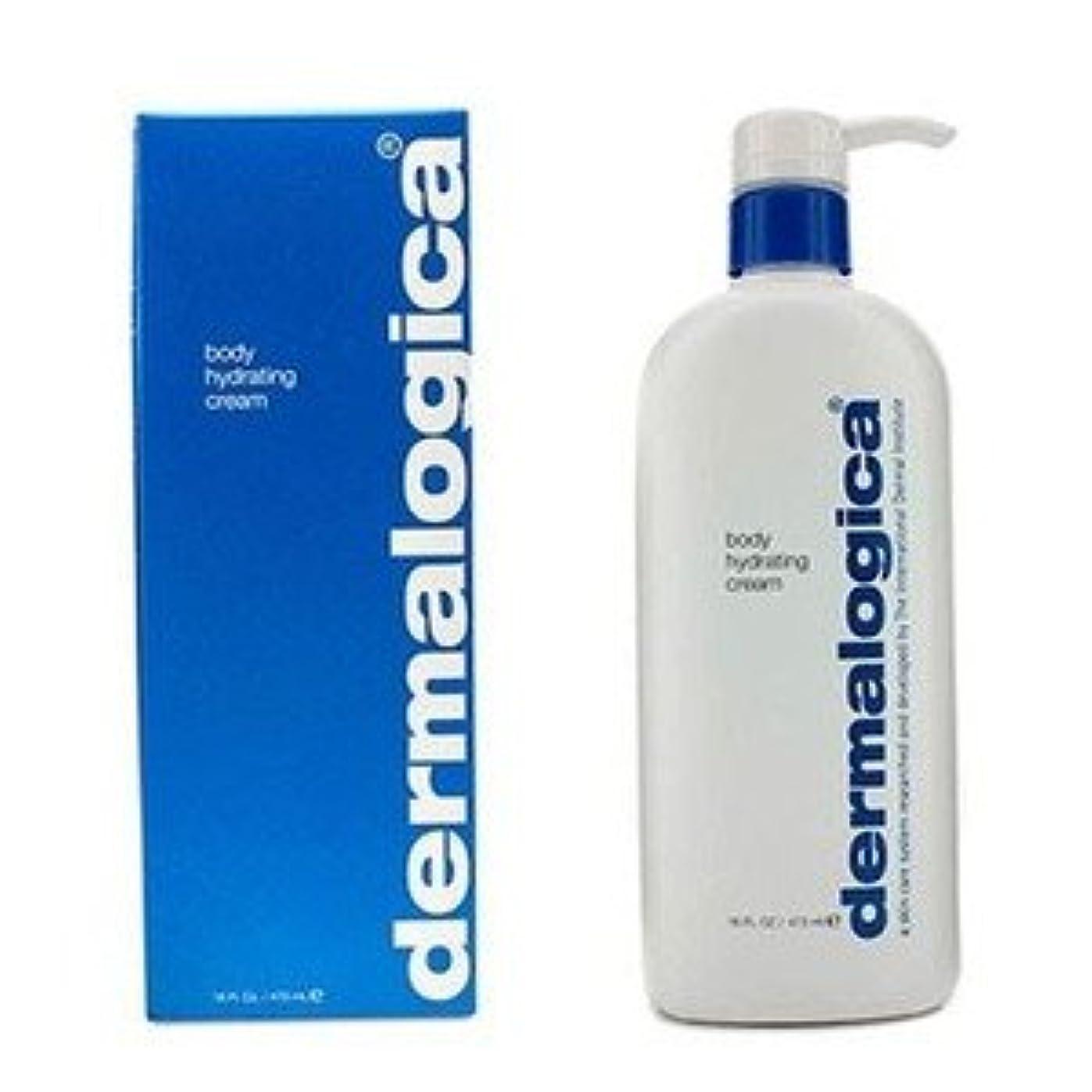 石膏そして大きさダーマロジカ(Dermalogica) ボディ ハイドレイティング クリーム 473ml/16oz [並行輸入品]