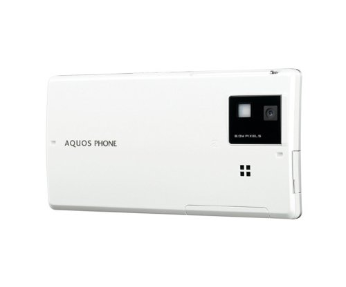 AQUOS PHONE SH-06D docomo [White]