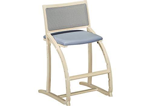 カリモク デスクチェア・学習チェア・学習椅子/cresce/クレシェ シアーホワイト色
