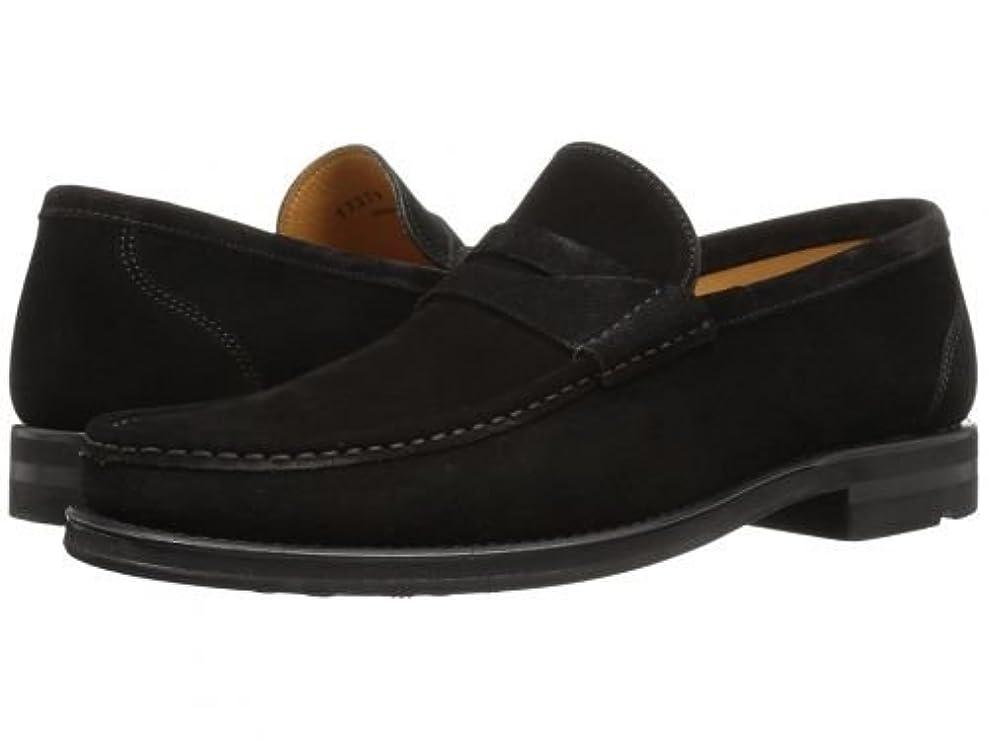 磁気たくさん行動Magnanni(マグナーニ) メンズ 男性用 シューズ 靴 ローファー Geneva - Black [並行輸入品]