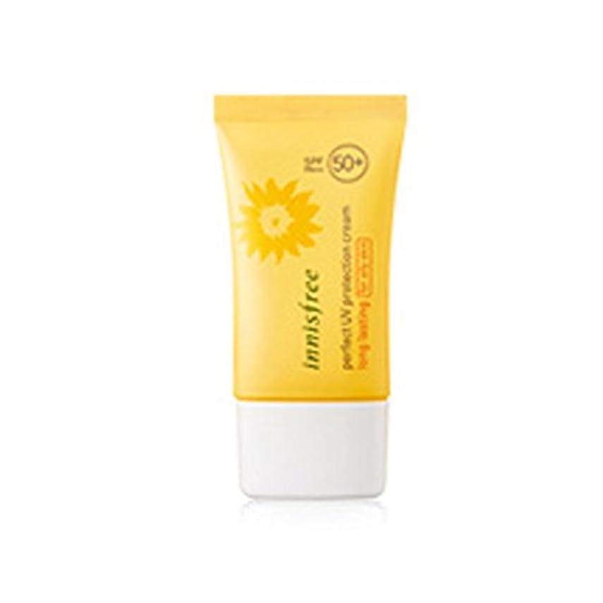 否認する小切手インシデントイニスフリーパーフェクトUVプロテクションクリームロングサロン/オイリースキン用50ml SPF50 + PA +++ Innisfree Perfect UV Protection Cream_Long lasting...