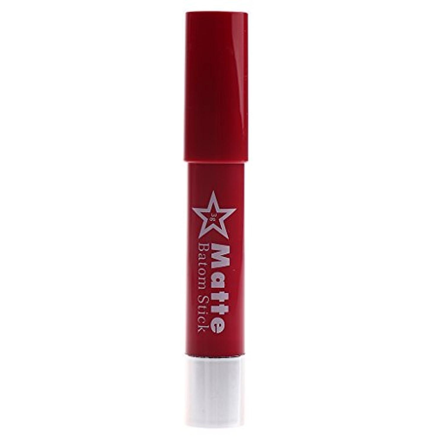 護衛人工社説長時間の防水リップペンシルマットベルベット口紅リップグロス化粧品