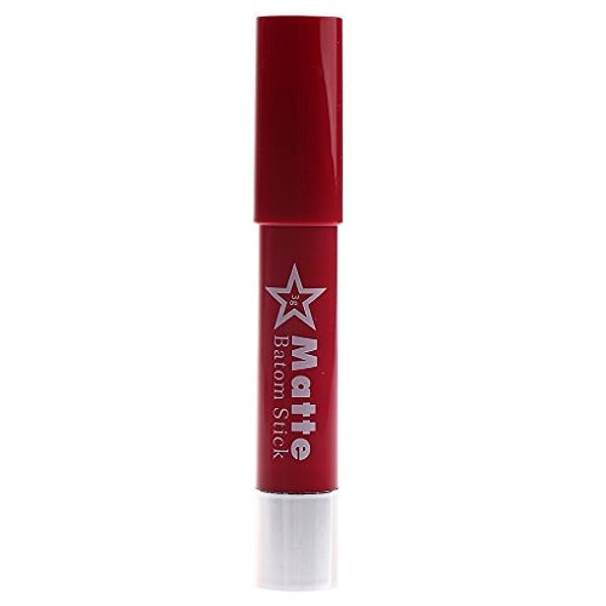 たるみ炭素アソシエイト長時間の防水リップペンシルマットベルベット口紅リップグロス化粧品