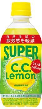 スーパーC.C.レモン 350ml ×24本