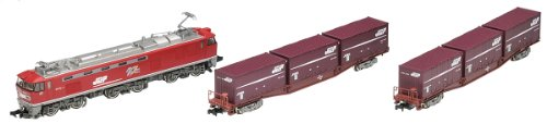 92417 EF510形コンテナ列車セット