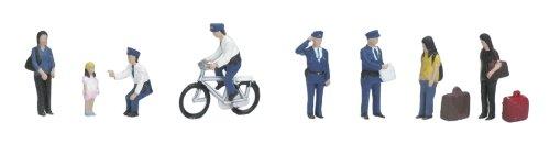 Nゲージ 24-232 警察官