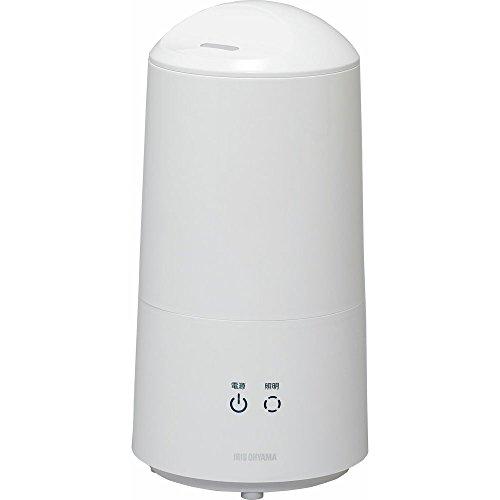 アイリスオーヤマ 超音波式加湿器 樽型 ホワイト UHM-280B-W
