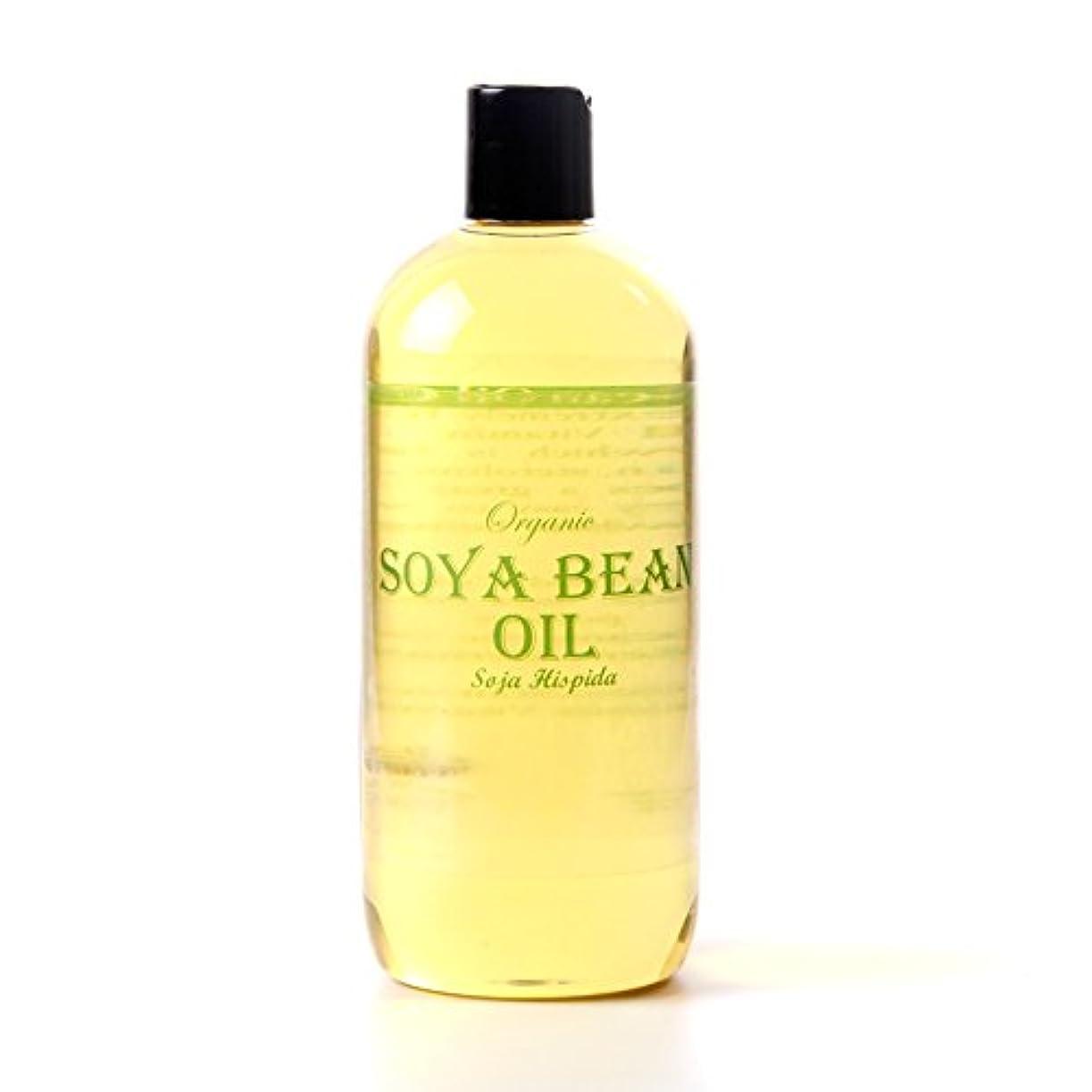 アナリストアラート時間Mystic Moments | Soya Bean Organic Carrier Oil - 1 Litre - 100% Pure