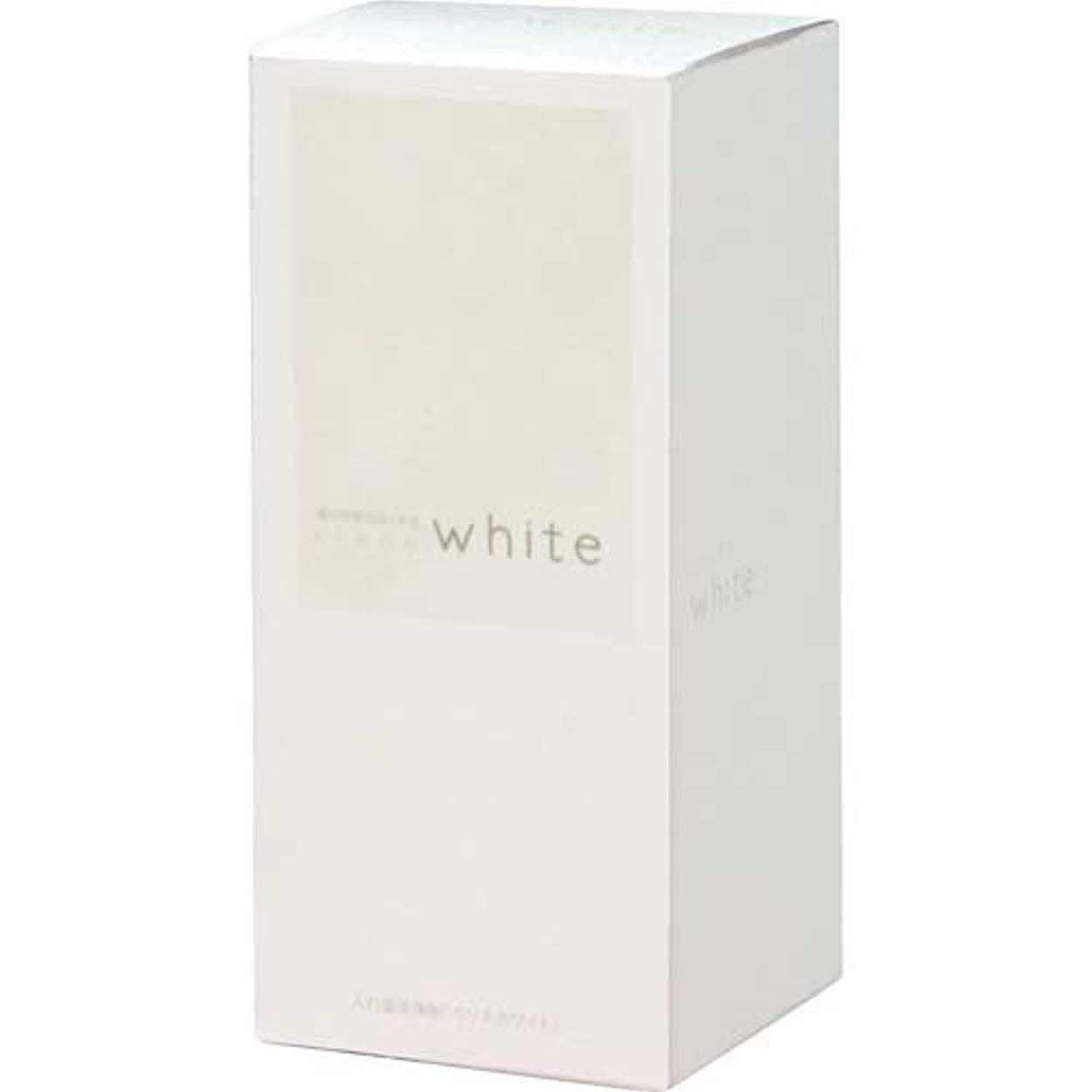 卒業無効市場短い時間で白くする 強力入れ歯洗浄剤 クリネホワイト