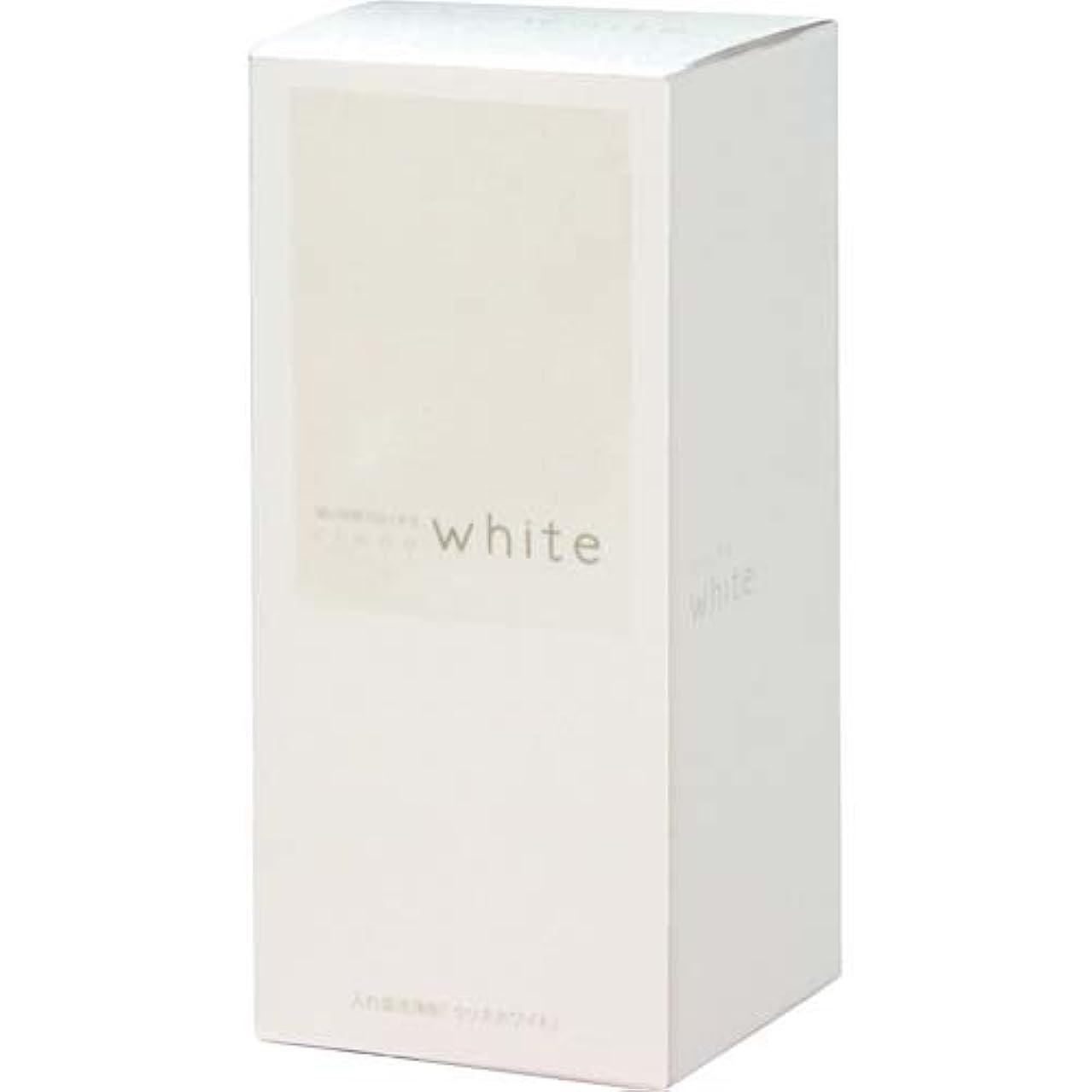 寄生虫寛大な哲学者短い時間で白くする 強力入れ歯洗浄剤 クリネホワイト