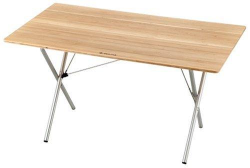 スノーピークのテーブル