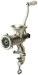 ボニー 手回し式ミートミンサーNo10 丸型