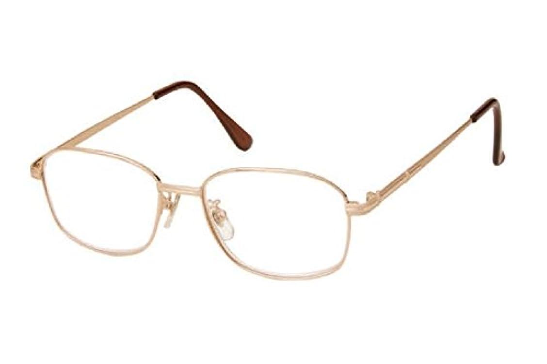 遺棄されたステーキきらきら老眼鏡 RM-102 +3.50