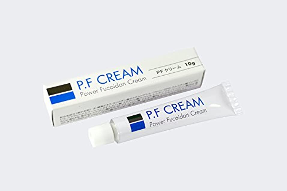 ウェイターエキサイティングパークP.F CREAM(フコイダン含有クリーム) 5本セット
