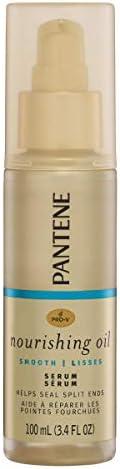 Pantene Pro-v Lightweight Nourishing Hair Oil Treatment Serum for Split End Repair, 100ml