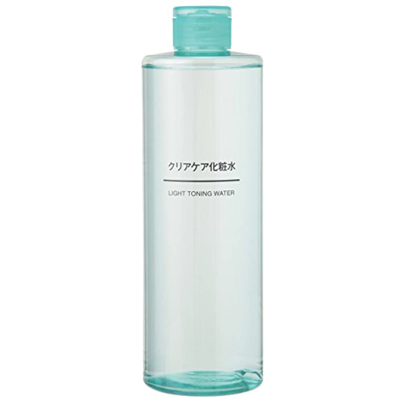 ノベルティアンタゴニストアンタゴニスト無印良品 クリアケア化粧水(大容量) 400ml