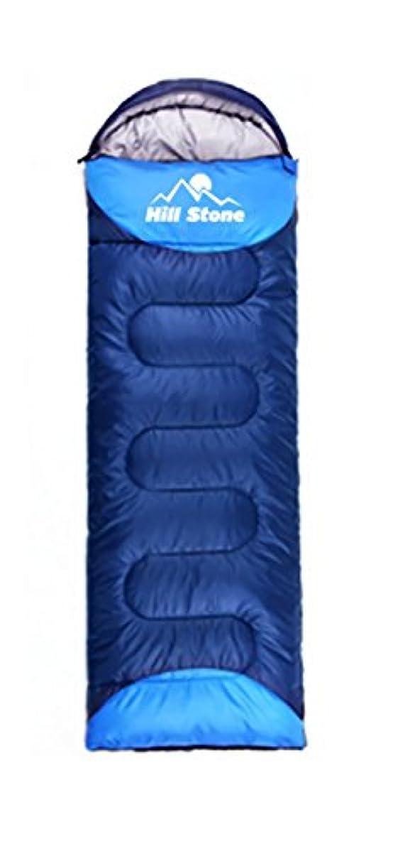 雑貨の国のアリス 寝袋 シュラフ 封筒型 連結可能 耐寒温度-10度 撥水素材 収納袋付き 圧縮バックル付き [並行輸入品]