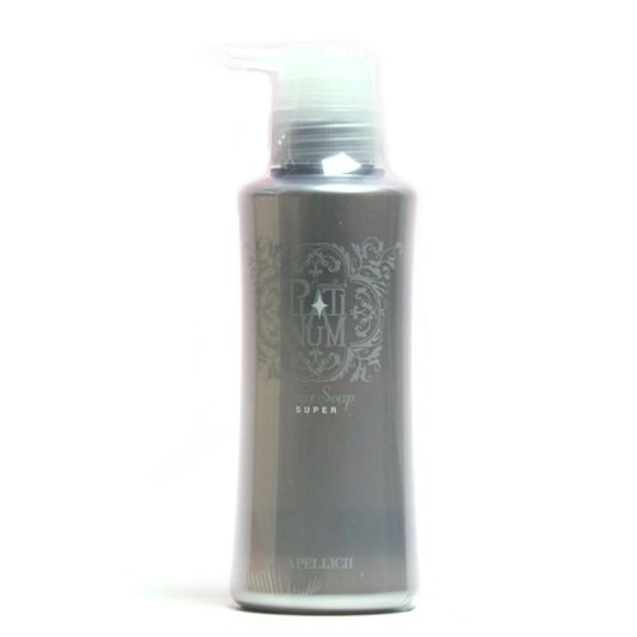 息切れ取り除く増加するエジソンライトハウス カペリッチ プラチナム スーパーヘアソープ 300ml