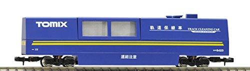 TOMIX Nゲージ マルチレールクリーニングカー 青 6425 鉄道模型用品