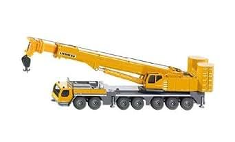 Siku 1:87 Liebherr Mobile Crane フィギュア おもちゃ 人形 (並行輸入)