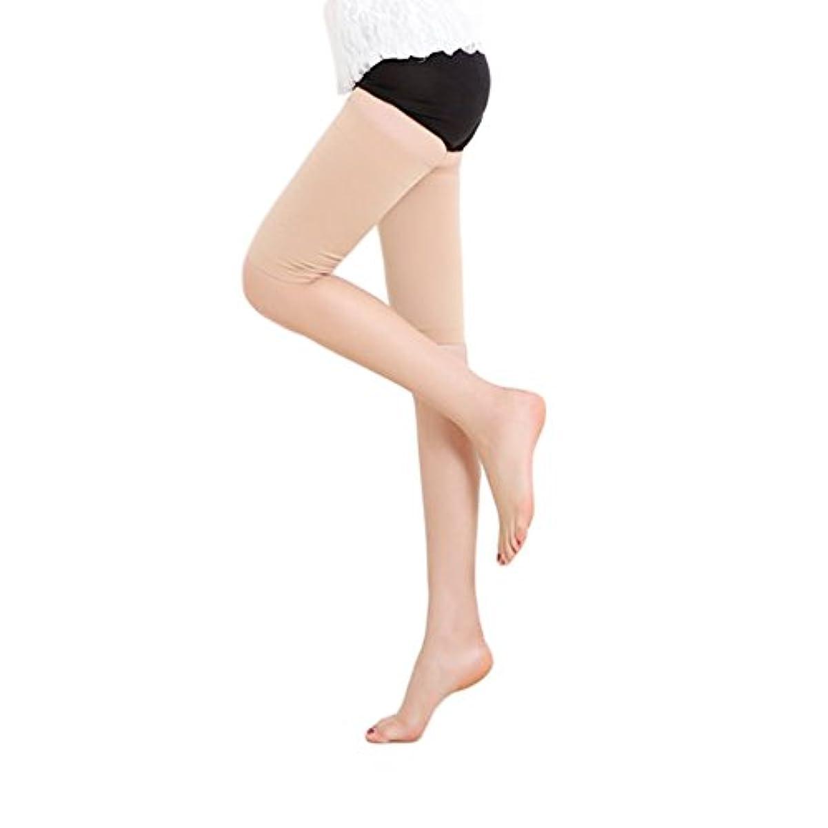 引き潮リビジョンバルコニーMEJORMEN 加圧 太ももサポーター 着圧ソックス 段階式圧力設計(30-40mmHg) 痩せ 筋肉質 美脚ケア 保温 通気性 太ももの疲れ?むくみ解消 1足 男女兼用 2色 M~XL