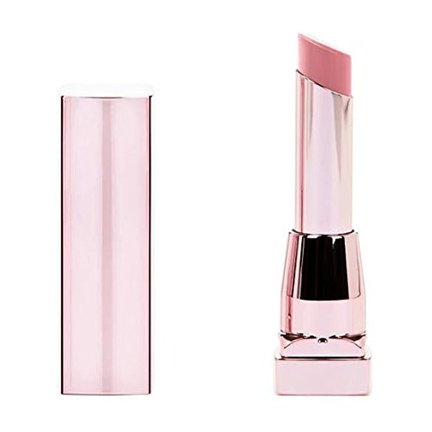 参加するベイビー降伏(6 Pack) MAYBELLINE Color Sensational Shine Compulsion Lipstick - Undressed Pink 075 (並行輸入品)