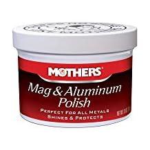 Mothers 655101 Mag & Aluminum Polish - 10 oz.