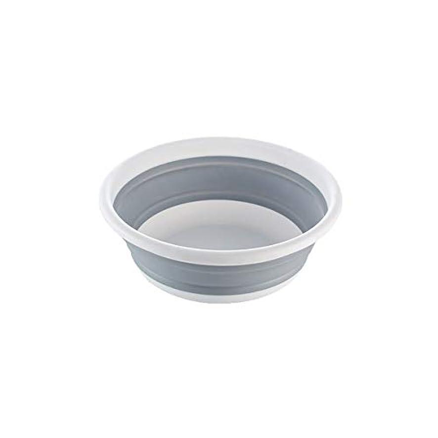 超えてビリー連結するXIONGHAIZI 折りたたみ式洗面器、家庭用洗面器、浸水用洗面器、携帯用パッド入り旅行用洗面器、屋外ランドリー洗面器