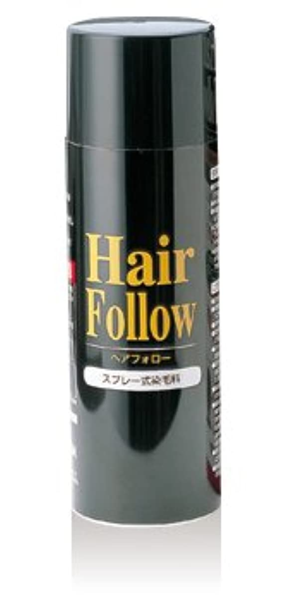 間接的見積りセクタNEW ヘアフォロー スプレー ブラック スプレー式染毛料 自然に薄毛をボリュームアップ!薄毛隠し かつら (1本)