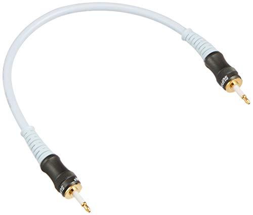 SUPRA ZACシリーズ 高品質 ハイレゾ対応 光ケーブル 光ミニ⇔光ミニ端子 1本 0.3m ZAC-MINI0.3