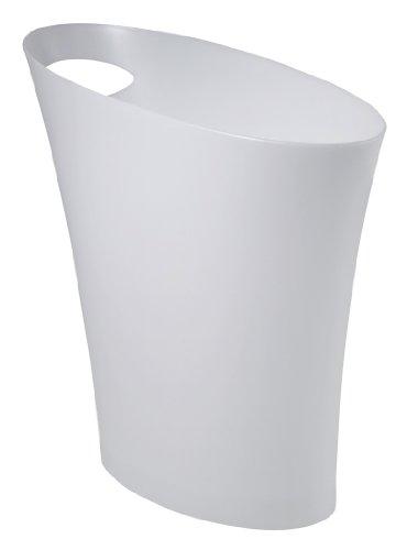 umbra SKINNY CAN(スキニーカン) ホワイト 2082610-661