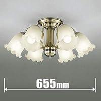 ODELIC(オーデリック) LEDシャンデリア 調光・調色タイプ【適用畳数:~10畳】 OC006927PC